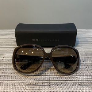 Marc by Marc Jacobs Gradient Sunglasses - Brown